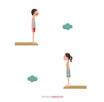 Vida compartida. Un proyecto de Ilustración de maruta - Jueves, 24 de septiembre de 2015 00:00:00 +0200