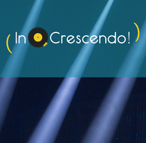 www.increscendo.cat. A Graphic Design, Interactive Design, and Web Design project by Julen Gerrikabeitia Segura         - 09.02.2015