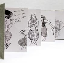 Portfolio para Anna Baquero Font (Ilustradora). A Design, Illustration, Graphic Design, and Packaging project by Anna Garcia Montolio         - 19.01.2014