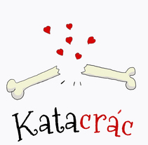 Katacrac.com Tienda on-line de rock y un poco de roll... Imagen, camisetas, diseños varios.... A Design, Art Direction, Br, ing, Identit, and Web Development project by Pascual Pérez Porcar - 28-10-2015