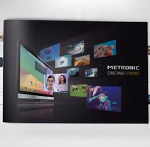 Metronic catálogo de productos. A Editorial Design project by Xavi Serra         - 30.09.2015