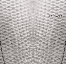 Opazo - Cartas de restaurante. Un proyecto de Fotografía y Diseño gráfico de César Martín Ibáñez  - 30-09-2015