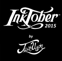 Inktober 2015. Un proyecto de Ilustración de Javier Usón         - 30.09.2015