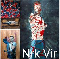 NRK-VIR. Un proyecto de Ilustración de Carlos Romero López - Miércoles, 10 de agosto de 2016 00:00:00 +0200