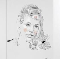 I.n.m.a.&.J.u.a.n.t.x.o.. Un proyecto de Ilustración y Bellas Artes de María Soriano Rementería         - 04.10.2015
