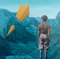 Without title. Un proyecto de Bellas Artes, Pintura y Collage de Marcos Martínez - 11-10-2015
