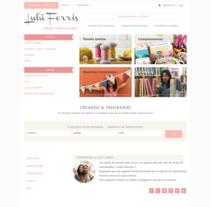 Mi Proyecto del curso Creación de una tienda online en WordPress. Un proyecto de Desarrollo Web de Joan Boluda - 14-10-2015