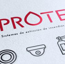 ProTech-PCI. Un proyecto de Br e ing e Identidad de Alex Mercadé  - 19.10.2015