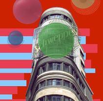 Concurso revista COAM . Un proyecto de Fotografía, Bellas Artes, Diseño gráfico y Collage de Nuria González Fernández         - 22.10.2015