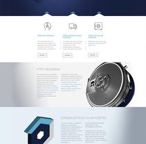 Forti. Un proyecto de Diseño Web de La Teva Web Diseño Web  - Martes, 27 de octubre de 2015 00:00:00 +0100