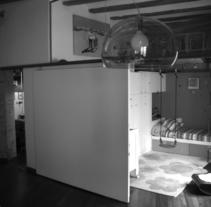 INTERIORISMO VIVIENDA VELLUTERS. Un proyecto de Arquitectura y Diseño de interiores de Virginia Lorente Alegre - 29-10-2010