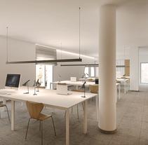 Oficina. Un proyecto de Diseño, Fotografía, Arquitectura, Arquitectura interior, Diseño de interiores y Diseño de iluminación de Om Ar         - 01.11.2015