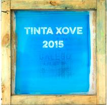 Tinta Xove 2015. A Fine Art, Graphic Design, and Screen-printing project by Junior Alén Costa - 19-09-2015