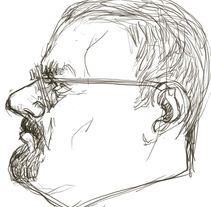 Ilustraciones . Un proyecto de Ilustración de Edgar Vargas         - 11.11.2015