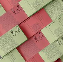 QUO & QUO | BRANDING | RESTAURANTE. Un proyecto de Br, ing e Identidad, Diseño gráfico y Diseño Web de Saúl Arribas Miguel         - 15.11.2015