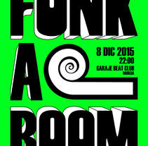 Funk A Boom. A Design, and Fashion project by David Pérez         - 17.11.2015