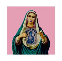 Virgin Mary. A Design, Illustration, Fine Art, Graphic Design, Multimedia, and Collage project by Berta Nieto         - 24.11.2015