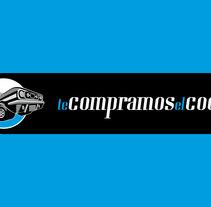 Identidad corporativa te compramos el coche / la moto .com. A Br, ing&Identit project by Rodrigo Pérez Fernández         - 08.07.2013