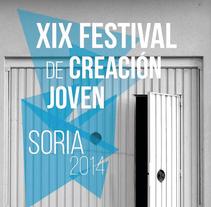 FESTIVAL DE CREACIÓN JOVEN. A Photograph, Graphic Design, and Post-Production project by JOR (jcg)         - 02.12.2015