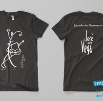 Camisetas personalizadas  estampación serigrafía. Un proyecto de Serigrafía de camisetas personalizadas serigrafia         - 11.12.2015