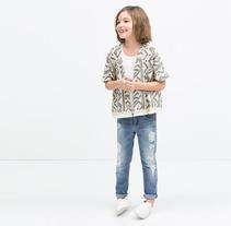 Diseño textil Infantil. Um projeto de Design, Ilustração, Moda e Design gráfico de Josep Moya Cochran         - 13.12.2014