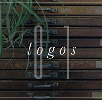 Logos #01. A Br, ing, Identit, Calligraph, Art Direction, Design, Graphic Design, T, and pograph project by Printing Studio - 12.17.2015