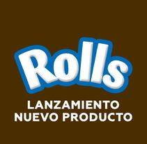 """Lanzamiento de  nuevo producto """"Rolls Fun"""" (Foto de producto y composición). A Design, Advertising, Photograph, and Art Direction project by Juan Pablo Rabascall Cortizzos         - 17.12.2015"""