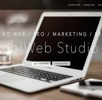 oolWeb Marbella | Diseño UI/UX, SEO, ANALITICA WEB. Un proyecto de Publicidad, Desarrollo de software, UI / UX, Diseño gráfico, Diseño Web y Desarrollo Web de Antonio M. López López - 27-05-2014