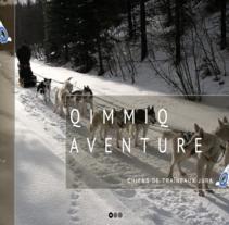 Qimmiq Adventure. Un proyecto de Diseño Web y Desarrollo Web de Antonio M. López López - 27-10-2015