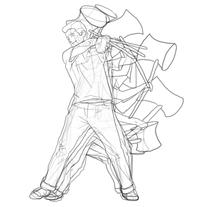 Error. Un proyecto de Animación y Vídeo de Juan Bermúdez         - 06.06.2014