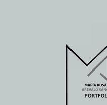 Portfolio María Rosario Arévalo Sánchez. A 3D, Architecture, Interior Architecture&Interior Design project by María Rosario Arévalo Sánchez - 30-11-2015