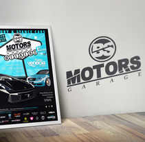BS Motors Weekend. A Illustration, and Graphic Design project by Ana Mareca Miralles - 11-06-2015