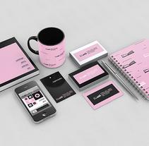 Sistema de Identidad para FLIO. Un proyecto de Diseño, Br e ing e Identidad de Martina Luc - 13-01-2016