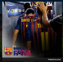 Avui jugues tu, Barça Fans. A Motion Graphics, Film, Video, TV, UI / UX, Art Direction, Br, ing, Identit, Interactive Design, Post-Production, Web Design, Web Development, and Video project by Jorge Dourado - 19-12-2011