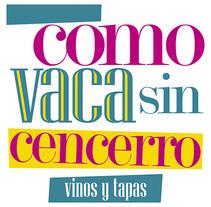 Como Vaca Sin Cencerro. A Graphic Design project by José Luis Cid         - 16.01.2016