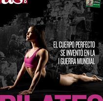 Diseño editorial. Un proyecto de Diseño editorial y Diseño gráfico de Blanca Rogel del Hoyo - 19-08-2014