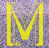 Max Magazine Propuesta. Un proyecto de Diseño, Diseño editorial, Diseño gráfico y Tipografía de Juanma Oblare Castellano         - 20.01.2016
