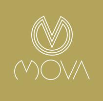 MovaBranding, Imagen Corporativa para una tienda + Papeliería + Diseño Web. A Br, ing, Identit, Fashion, and Graphic Design project by jorge vivas         - 25.01.2016
