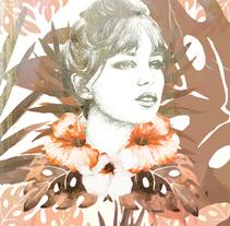 Jane. Um projeto de Ilustração e Design gráfico de Noelia Whol         - 19.11.2015