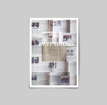 Detenidos. Um projeto de Curadoria, Design editorial e Artes plásticas de Toni Cañellas         - 27.01.2016