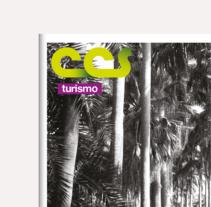 CCS Turismo | Magazine. A Editorial Design, and Graphic Design project by Andrea De Armas Nuñez         - 29.01.2016