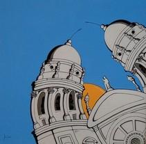 Viento de levante. Un proyecto de Bellas Artes y Pintura de Javier Leal - 30-11-2015
