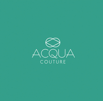 ACQUA Couture. A Br, ing, Identit, Design Management, and Graphic Design project by Erin  Herrera          - 09.02.2016