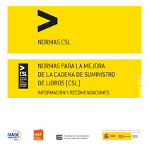 Folleto Normas CSL. Un proyecto de Diseño gráfico de Ana Cristina Martín  Alcrudo - Jueves, 15 de enero de 2015 00:00:00 +0100