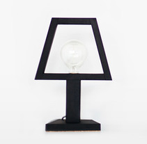 ICON LAMP. A Furniture Design, Lighting Design, and Product Design project by Damián López - Feb 15 2008 12:00 AM