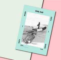 ONE DAY #002. A Design, Photograph, Editorial Design, and Graphic Design project by Tanya VONDEE - 17-02-2016