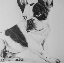 Retratos a lapiz. Un proyecto de Bellas Artes de Laura         - 21.02.2013