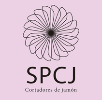 Logotipo / tipografía SPCJ. A Br, ing, Identit, Graphic Design, T, and pograph project by Gonzalo Terreros - 22-02-2016