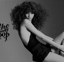 Branding The Beauty Loop. Um projeto de Br e ing e Identidade de Carlos Casado         - 23.02.2016