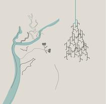 Afluentes. Un proyecto de Ilustración de Lorena Franzoni  - 29-02-2016